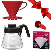 Подарочный набор HARIO №15 V60 02 для альтернативного заваривания кофе, фото 1