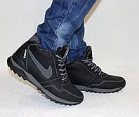 Мужские зимние ботинки Nike Air Max 40р. 42р