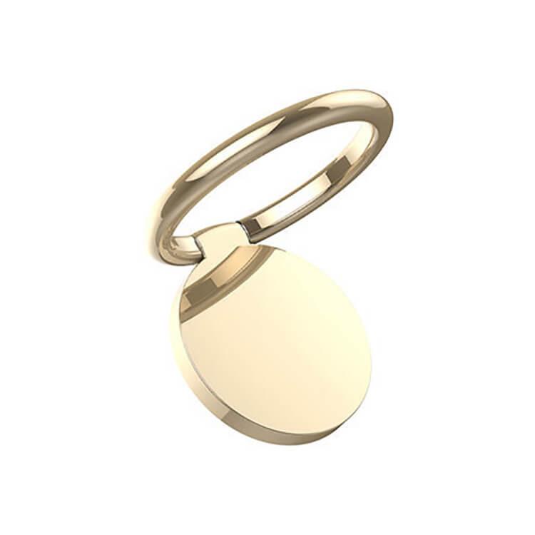 Металлическое кольцо-держатель Fusion для смартфона / планшета Golden