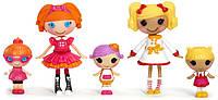 Набор с куклами MINI Lalaloopsy серии Веселая компашка Первоклашки g531715