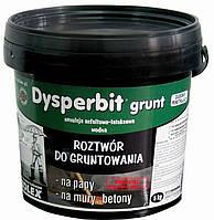 Disperbit grunt 5кг, бітумно-каучуковий праймер-концентрат