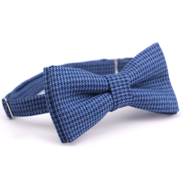Твидовые галстук-бабочки