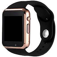 Часы наручные Smart Watch A1 Золото