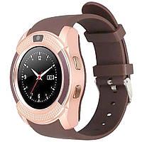 Часы наручные Smart Watch V8 - ЗОЛОТО