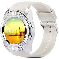 Часы наручные Smart Watch V8 - БЕЛЫЕ