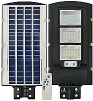Светильник уличный фонарь UKC Solar Street Light 3VPP без крепежа с датчиком движения с пультом