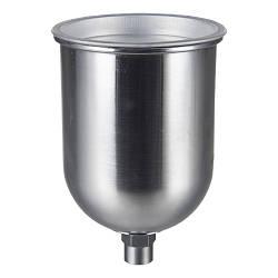 Бачок металлический (внутренняя резьба M16*1.5) 600 мл PPC-600GLD AUARITA