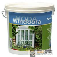 ТМ Eskaro Windoora - водоразбавимая алкидная эмаль (ТМ Эскаро Виндора) 2,7 л