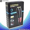 Профессиональная машинка для стрижки волос сетевая Gemei GM-807 9W 4 насадки, фото 2