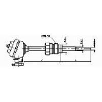 Термопреобразователь сопротивления ТСП-8041Р морского регистра