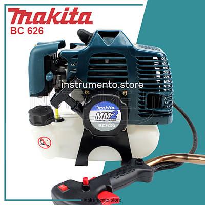 "Мотокоса Makita BC 626 (5.2 кВт, 2х тактный) Комплектация ""VIP"". Бензокоса Макита"