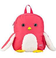 Рюкзак Kite Кайт Kids Penguin 30 × 24 × 9 см 8 л розовый (k20-563xs-1)