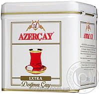 Чай черный Азерчай EXTRA бергамотом 100 гр ж/б