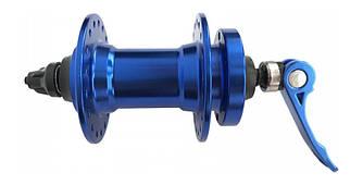 Втулка передня Neco MS37F 36H Disk Синя