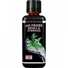 Раствор для хранения электродов pH-метров KCL pH Probe & Storage 300мл