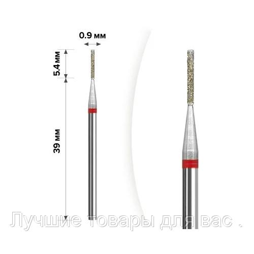 Алмазная насадка цилиндрическая  M14