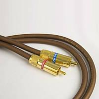 Van den Hul D300 III Hybrid 0.6м кабель межблочный RCA