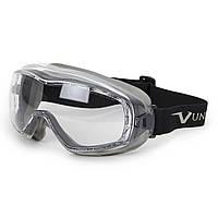 Закрытые защитные очки UNIVET 620U.02.10.00, фото 1