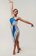 Платье для латины Бриллиант №285, фото 1