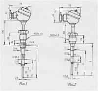 Термопреобразователь сопротивления ТСП-8042Р