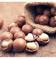 Макадамия орех в скорлупе сырой нечищенный 1 кг