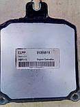 Блок управління двигуном Opel Zafira A 1.6 V16  09355919, фото 2