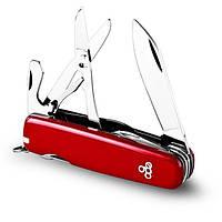 Нож Ego A01.10.1, красный, фото 1