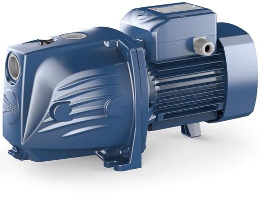 Pedrollo JSWm 2AX, 1100 Вт, 4,2 м3/ч, 58 м Насос, центробежный ,