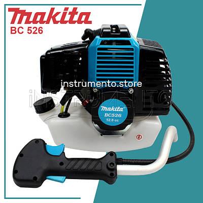 "Мотокоса Makita BC 526 (4.6 кВт, 2х тактный) Комплектация ""VIP"". Бензокоса Макита"