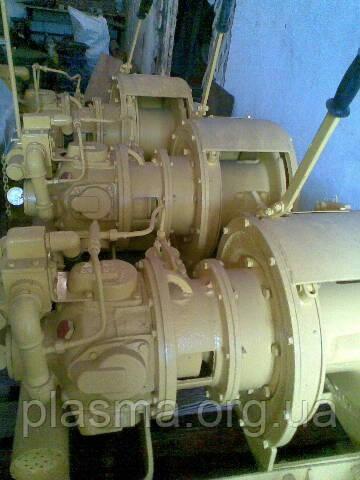 Лебедка шахтная ШВА-18000×0,25П