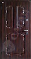 Дверь входная Саган 850х2030;950х2030 мм металл-МДФ №111