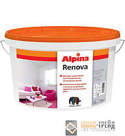 Alpina Renova (Альпина Ренова) Матовая высокоукрывистая краска