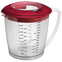 Измерительная емкость для взбивания миксером Westmark Helena красная W3105227R