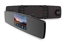 Видеорегистратор зеркало Xiaomi YI Mirror Dash Camera Черный (YCS.1C17), фото 3