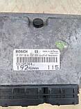 Блок управління двигуном  Fiat Stilo 1.9 jtd Bosch 0 281 010 337 , 55185364, фото 2