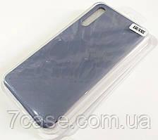 Чехол для Samsung Galaxy A50 A505F, Samsung Galaxy A30s A307F матовый Silicone Case Full Cover Macarons Color