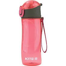 Kite Бутылочка для воды 530 мл розовая, K18-400-02