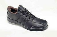 Merkuriy туфель-спорт. на меху на шнурке