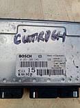 Блок управління двигуном  Citroen Saxo 1,1 Bosch 0 261 206 246 , 96 484 843 80, фото 2