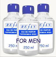 Мужская коллекция Refan 250 ml