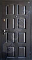 Дверь входная Саган 850х2030;950х2030 мм металл-МДФ №112