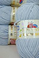 Нитки для вязания Dolphin Baby Himalaya серый 8325