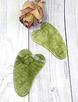 Камни для массажа, скребок гуаша