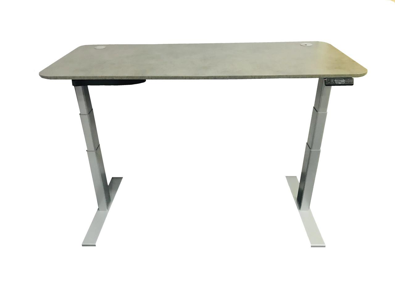 Suspa ELS3 650 Эргономичный стол для работы стоя и сидя регулируемый по высоте электроприводом