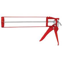 Пистолет для выдавливания силикона INTERTOOL HT-0022