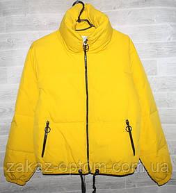 Куртка женская норма (S-2XL) Китай оптом-59017