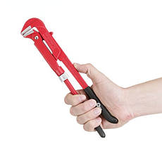 Ключ трубный INTERTOOL HT-0186, фото 2