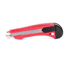 Нож прорезной усиленный с отломным лезвием INTERTOOL HT-0501, фото 2