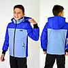 """Куртка для хлопчика підлітковий демісезонна """"ФІЛ"""" р. 128-134-140, фото 7"""