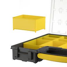 Органайзер пластиковый INTERTOOL BX-4009, фото 3